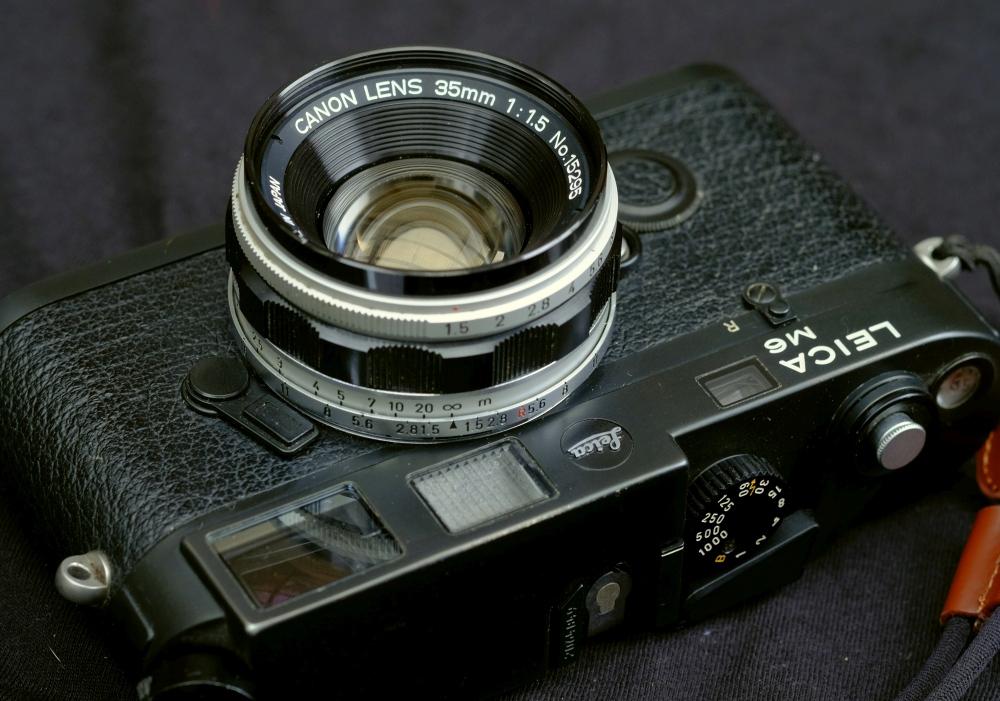 Canon 1,5 35mm