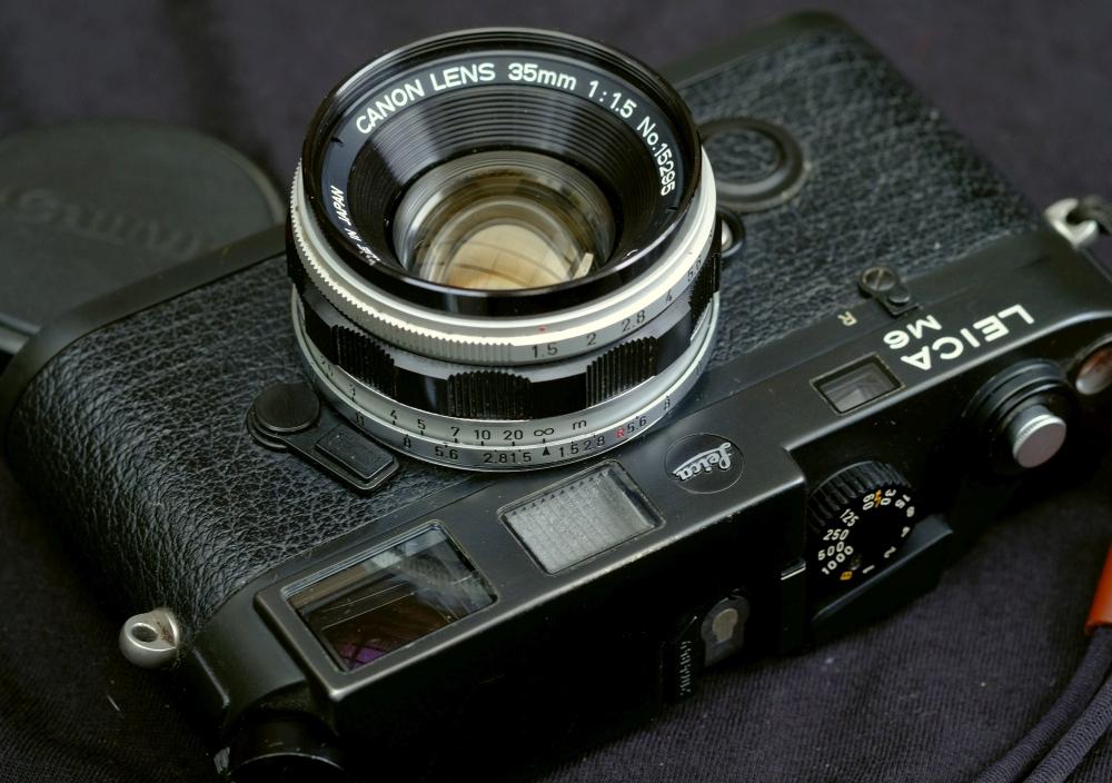 Canon 1.5 35mm