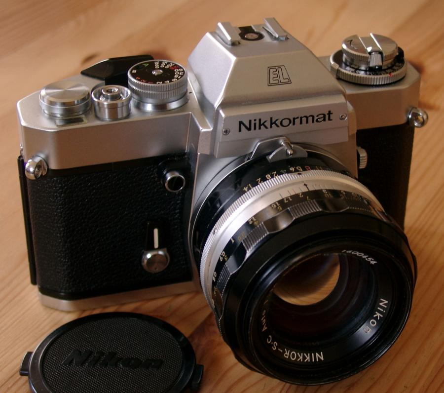 Nikkormat chrome